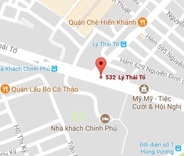 Địa chỉ maps ducdongmynghe
