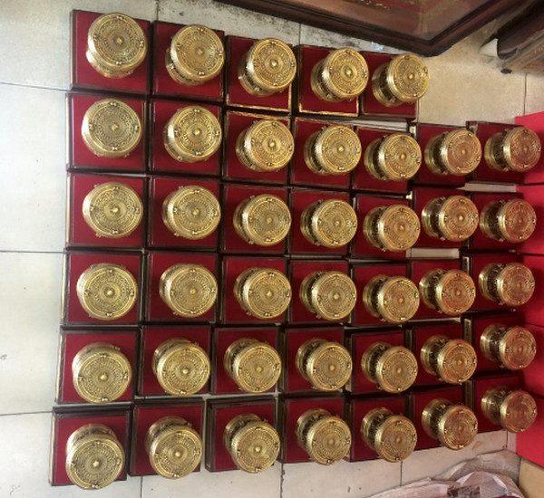 trống đồng lưu niệm 7cm