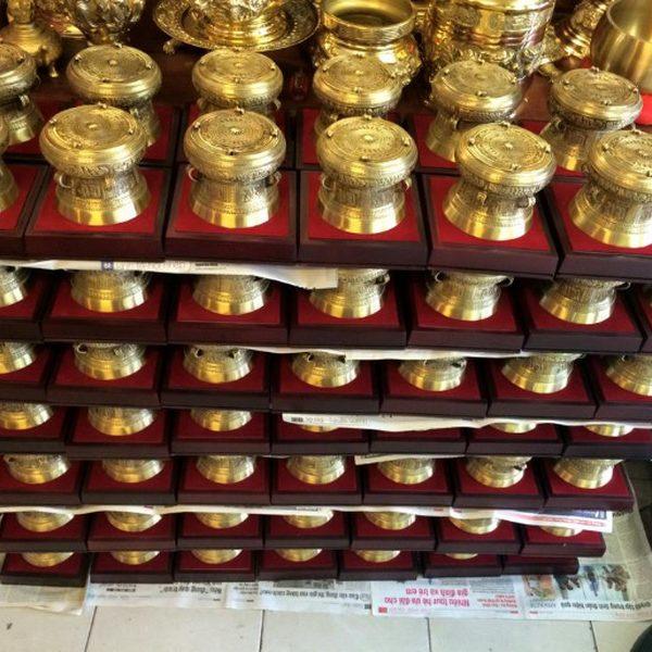 bán trống đồng lưu niệm tại hà nội