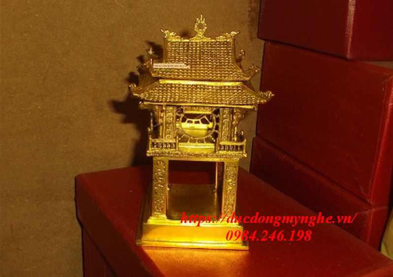 quà tặng mạ vàng