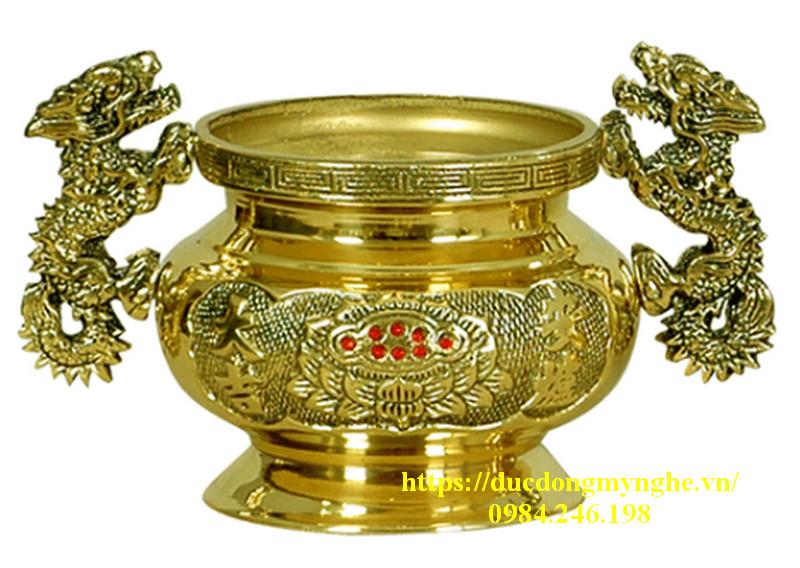 bát hương bằng đồng Dapha